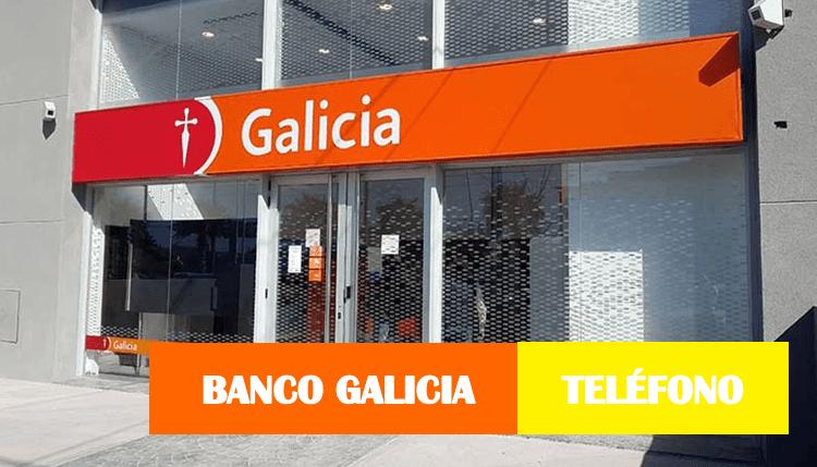 atención al cliente Banco Galicia Argentina