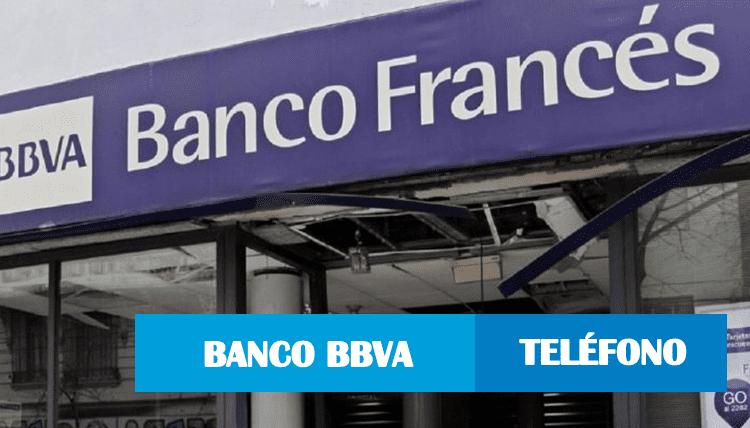 Atención al cliente Banco BBVA Francés