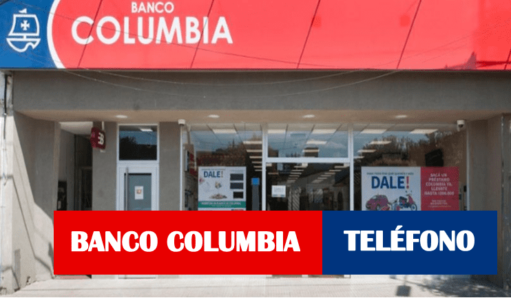 número de atención al cliente Banco Columbia