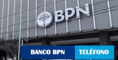 Atención al cliente BPN