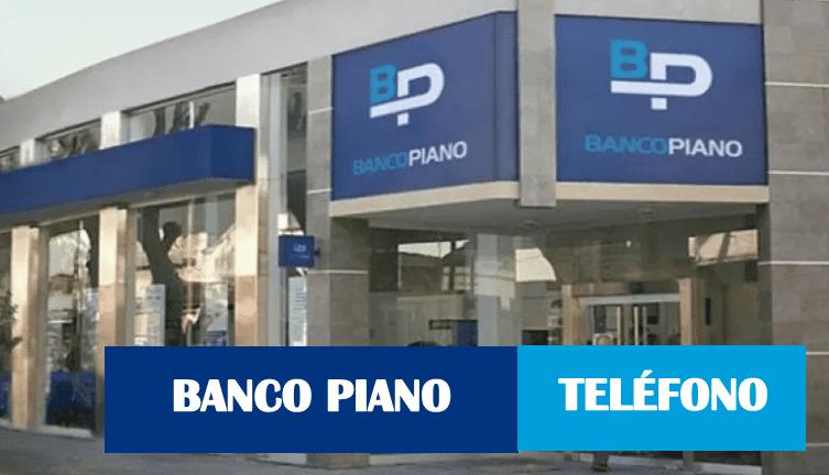 Atención al cliente banco piano Argentina