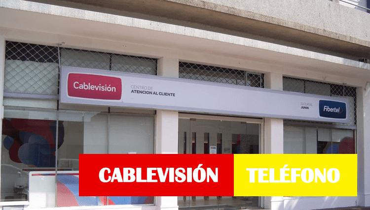 Número de Atención al Cliente Cablevisión Argentina Teléfono