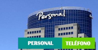 Número de Atención al cliente Personal Argentina