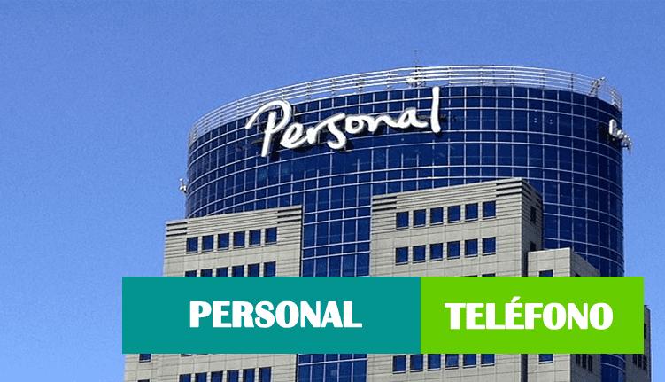 Número de Atención al cliente Personal Argentina Teléfono