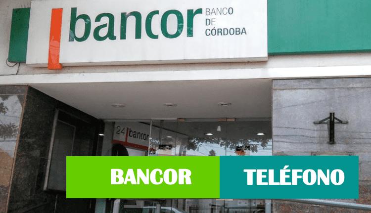 teléfono 0800 para atención al cliente bancor argentina