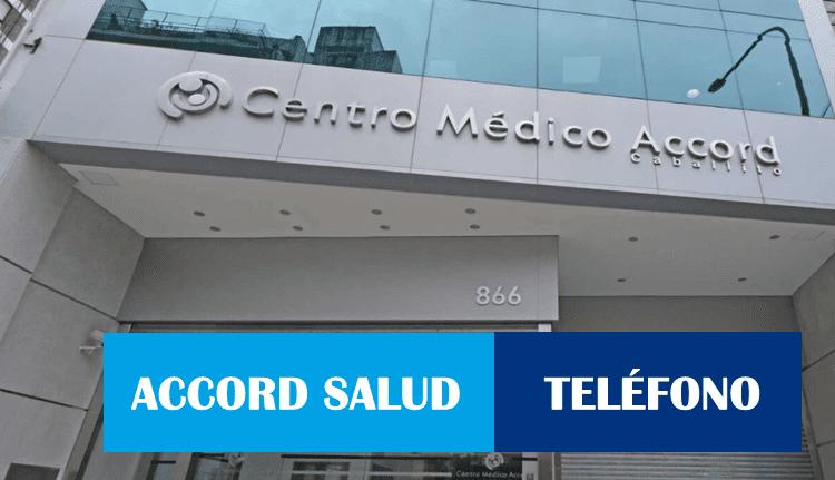 Teléfono Accord Salud atención al cliente argentina