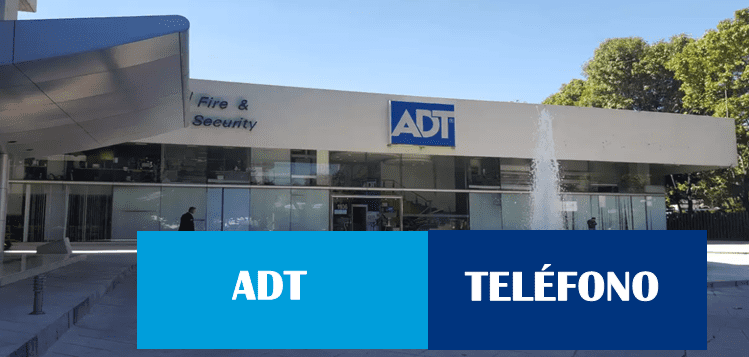 teléfono 0800 ADT Argentina