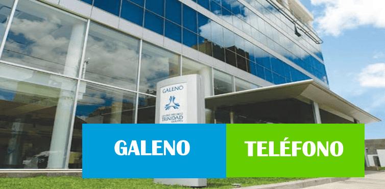 Teléfono de Atención al Cliente Galeno Argentina 0800