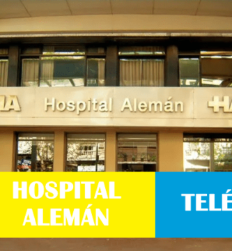 Teléfono hospital alemán atención al cliente