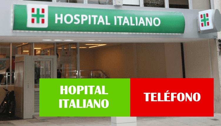 Número de Atención al Cliente Hospital Italiano Teléfono 0800