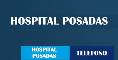 Atención al Cliente Hospital Posadas Teléfono
