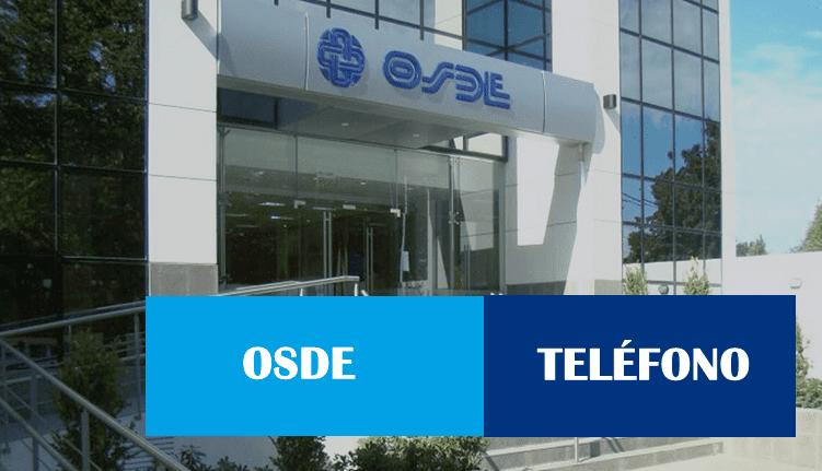 Teléfono de Atención al Cliente OSDE Argentina