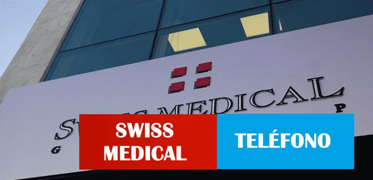 teléfono 0800 swisss medical atención al cliente