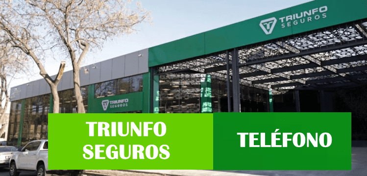 Teléfono 0800 Triunfo Seguros Atención al Cliente Argentina