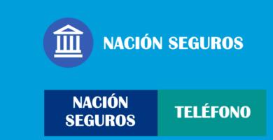 Teléfono 0800 Atención al Cliente Nación Seguros Argentina