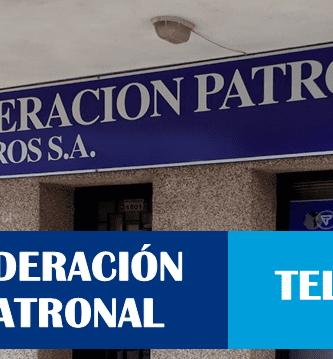 Teléfono Federación patronal Seguros Atención al Cliente