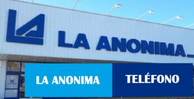 teléfono 0800 atención al cliente la anonima argentina