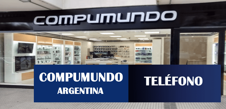 Atención al cliente Compumundo Teléfono 0800 Argentina