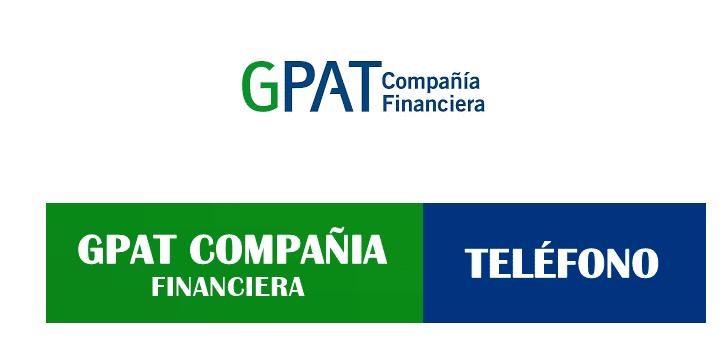 teléfono 0800 gpat compañia financiera argentina