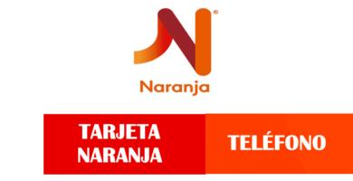 Teléfono 0800 Tarjeta Naranja Argentina