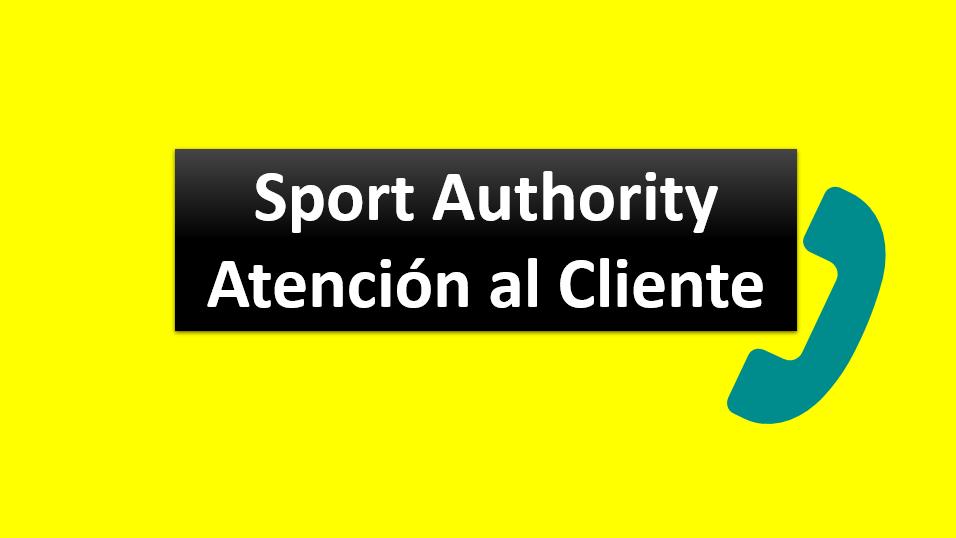 Sport Authority Atención al Cliente