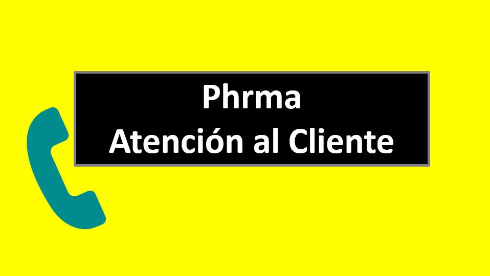 Phrma Atención al Cliente