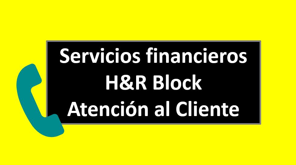 Hr Block Atención al Cliente