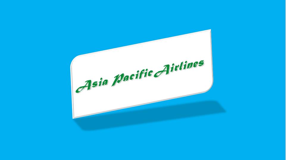 Asia Pacific Airlines Atención al Cliente