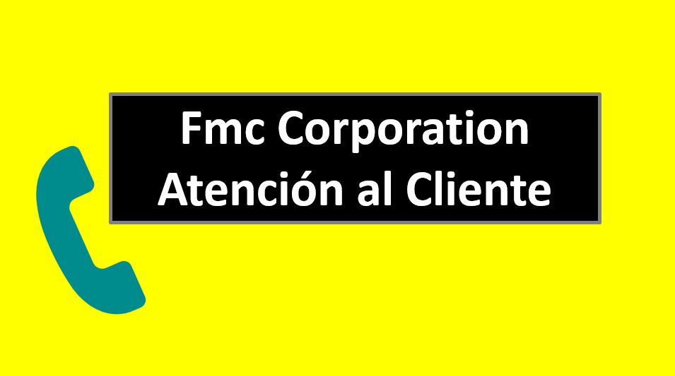 Fmc Corporation Atención al Cliente