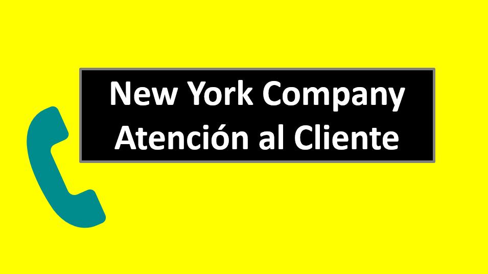 New York Company Atención al Cliente