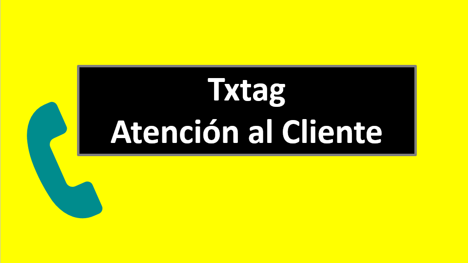 Txtag Atención al Cliente